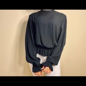 Can't Be Cuffed blouse